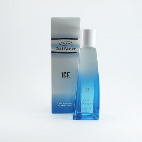 Cool Women Ice - woda odświeżająco-pielęgnacyjna