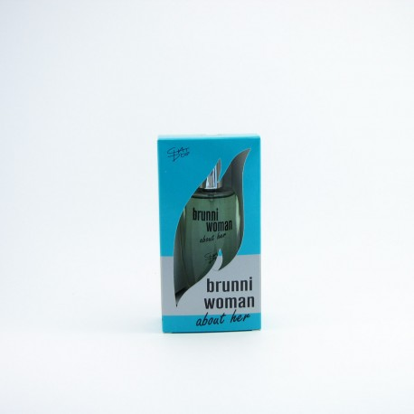Brunni Woman About Her - woda perfumowana