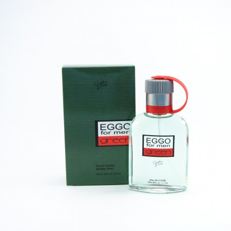 Eggo for Men Green - woda toaletowa