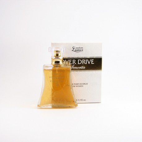 Senorita Over Drive - woda perfumowana