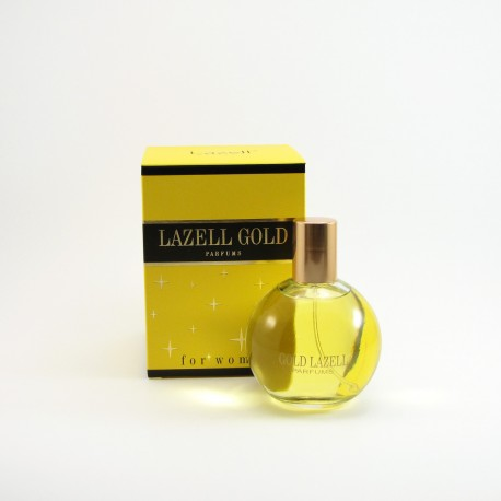 Lazell Gold - woda perfumowana