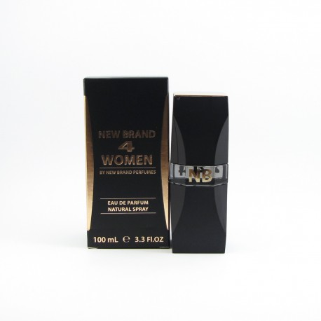 New Brand 4 Woman - woda perfumowana