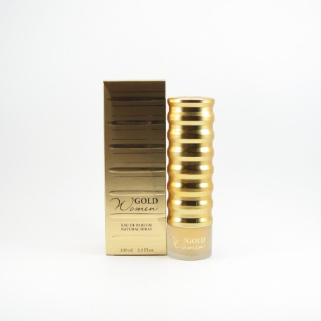 New Brand Gold Woman - woda perfumowana