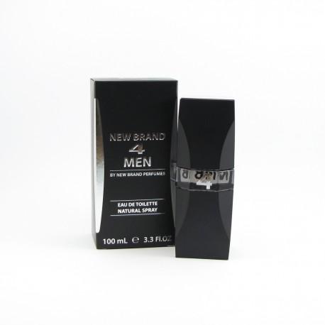 New Brand 4 Men - woda toaletowa
