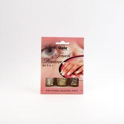 Lakier French Manicure do paznokci Quiz Cosmetics