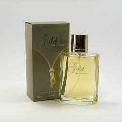 Gold for Ladies - woda perfumowana