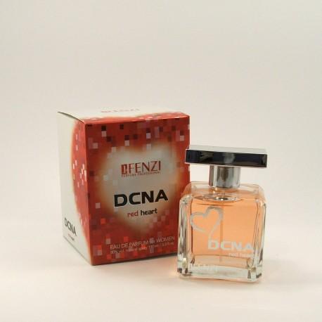 DCNA Red Heart - woda perfumowana