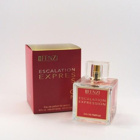 Escalation Expression - woda perumowana