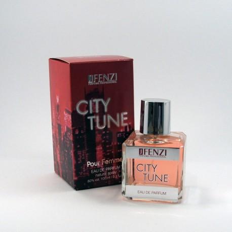 City Tune - woda perfumowana