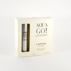 Aqua Go! Gentelmen 3x20 ml - woda perfumowana