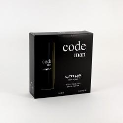 Code Man 3x20 ml - woda perfumowana