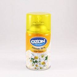Ozon Automatic Spray Aqua White Flowers - odświeżacz powietrza