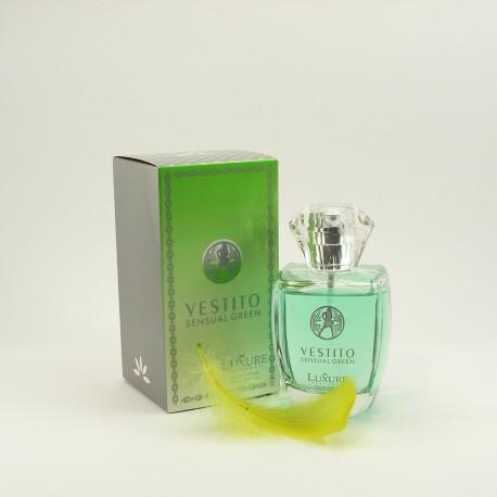 Vestito Sensual Green
