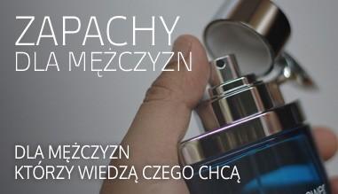 Zapachy dla mężczyzn